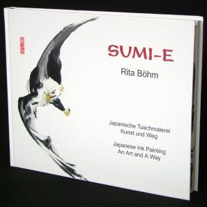 Sumi-e - das Buch - Titelseite