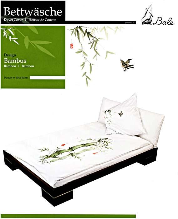 Bed Linen Sumi E