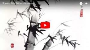 sumi-e-youtube-bambus